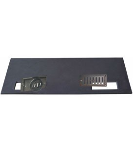 Plaques de cheminée unies - Grilles d'aération - Grilles de décendrage