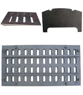 Grilles de chaudière - Plaques et grilles d'insert